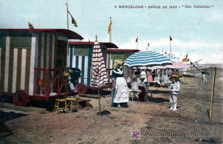 postal playa