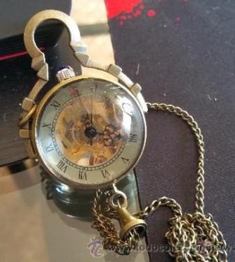 Reloj de bola de cristal