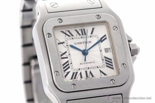 Reloj Cartier Santos