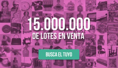 15.000.000 de lotes en venta