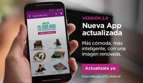 Nueva app 2.0 todocoleccion