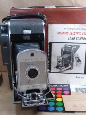Polaroid Land Camera 160