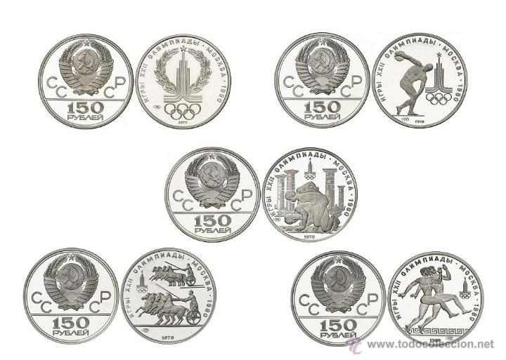 Olimpiadas Moscu 1980
