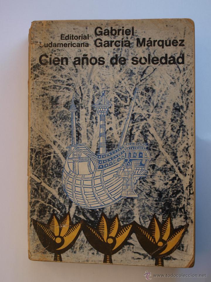 Cien años de soledad, primera edición de Gabriel García Márquez